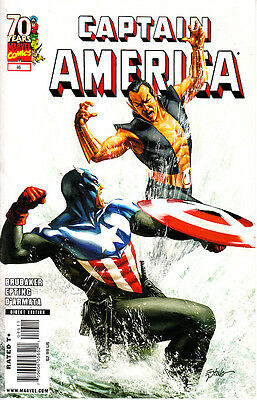 Lote #  84 ( 4  Numeros ) Marvel Usa:    Captain America    # 46.47.48.49.