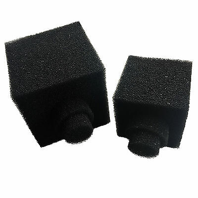 "Fish Pond Foam Pre Filter Sponge Cube - Choose 6"" cube or 8"" Square cube"
