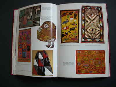 QUILTING, PATCHWORK, APPLIQUE and TRAPUNTO Book NEWMAN 1975 Allen & Unwin SEWING
