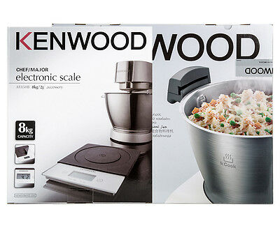 Brand NEW Kenwood CCC201WH Kcook Food Processor Cooker