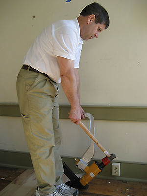 """Bostitch Floor stapler/nailer -Owners You'll Love these- . . """" Extended Handles"""""""