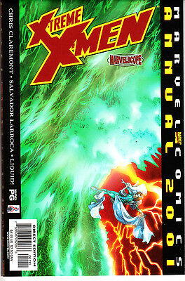 Lote # 66 ( 5 Numeros ) Marvel Usa: X-Treme  X Men: # 1 Al 4 + Annual 1.