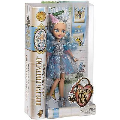 Ever After High Darling Charming Doll - Brand New