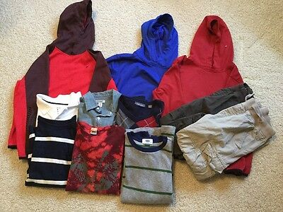 Lot Of Boys Size 8 Clothes Gymboree, old navy active