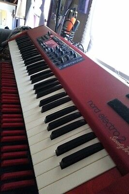 Clavia Nord Electro 2 Seventy-Three Stage Keyboard