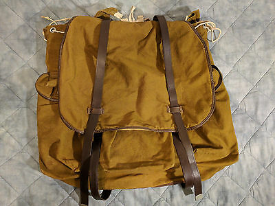Soviet Russian CCCP vintage outdoors backpack rucksack