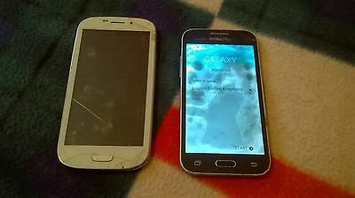 samsung galaxy core prime sm-g361f and daxian e9300 spares or repairs