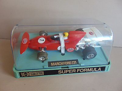 Vintage Scalextric C.026 March Ford 721