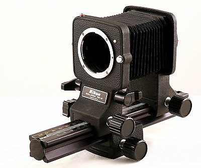 Nikon PB6 extention bellows- great to pass the time of winter-
