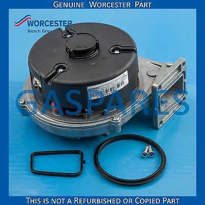 Worcester Gas Spare Fan Assembly NRG118 Part No 8716117417 - Genuine
