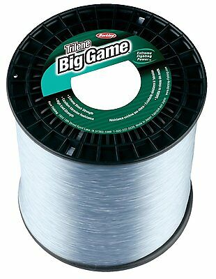 Berkley Trilene Big Game 50 lb Monofilament 5-Pound 5450yd Spool 50lb (Clear)