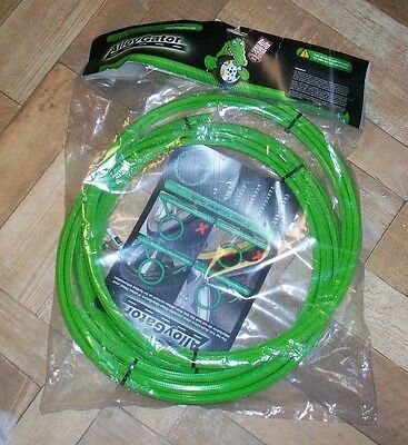 Set of 4 Green AlloyGators with all component parts BRAND NEW