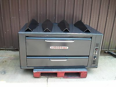Blodgett 951 Nat Gas Deck Pizza Oven With Brand New Stone Tall Or Short Legs