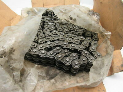 """EBC 80-2C Double Strand Roller Chain 1"""" Pitch"""