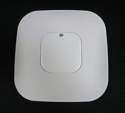 Cisco Air-Cap3602I-E-K9 Wireless Access Point With Adater & Mounting Bracket