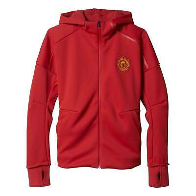 adidas Manchester United Anthem Z.N.E. Youths Hoodie