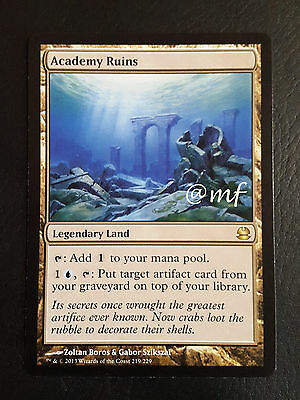 Rovine Dell'accademia - Academy Ruins Eng  - Mtg Magic [Mf]
