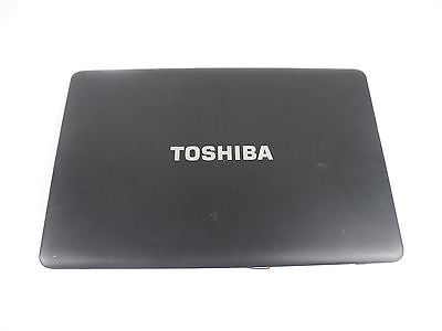 Toshiba Satellite C670D Genuine Laptop LCD Top Lid Back Cover H000031250