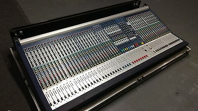 Soundcraft MH3 40+4+12 Mixing Desk