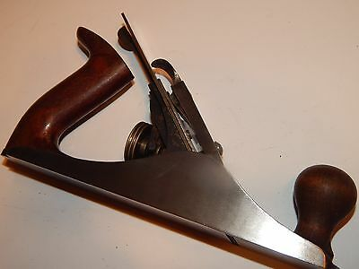 Stanley Bailey No 3 plane. Woodworking tools.