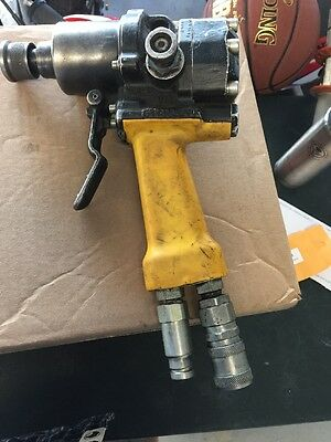 Stanley ID07 Hydraulic Impact Wrench 7/16 Quick Change Chuck