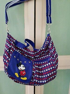 mickey mouse duffel bag