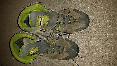 Scarpa Walking boots size 9.5/44   Gore Tex