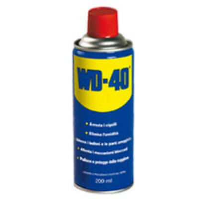 B0157156 Lubrificante Spray Ml.200                     Wd40 [Wd 40       ]
