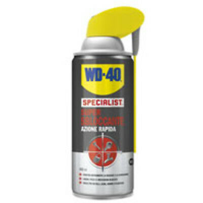 B0157181 Super Sbloccante Spray Ml.400      Specialist Wd40 [Wd 40       ]