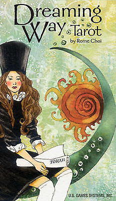 Dreaming Way Tarot NEW IN BOX Cards and Booklet by US Games Rome Choi