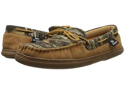 NEW Men's M&F DBL Barrel Western Moccasin Slippers