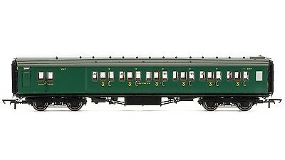 Hornby R4736 SR Maunsell 6 Compartment Brake 3rd Coach '3797'