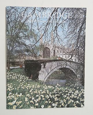 Cambridge: The City & Colleges. Pitkin guide book 1975