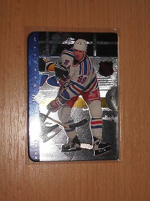 WAYNE GRETZKY 96-97 UD SP Authentic Inside Info NHL NY Rangers, selten