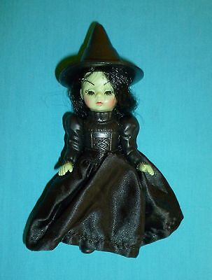 McDonald's  Madame Alexander Doll Wizard of Oz Wicked Witch of the West  2007