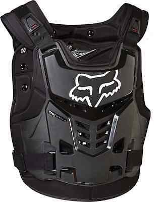 2019 Fox Racing Youth Proframe LC CHEST PROTECTOR Black MX ATV BIKE MTB