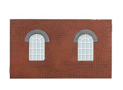 Round Top Windows (4) - OO/HO Building – Wills SS71 - free post