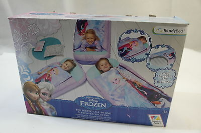 ReadyBed Luftbett Frozen Airbed and Sleeping Bag In One 12