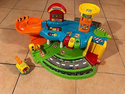 Vtech Toot Toot Garage With Car (no Track)