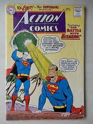DC Comics - Action Comics Comic Book - No. 254 - July 1959