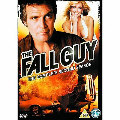 The Fall Guy - Complete Season 2 (Series Two) Box Set Collection   New   DVD