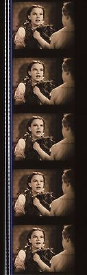 1939 The Wizard of Oz 35mm Film Cell strip very Rare ze52