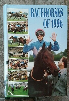 Timeform Racehorses of 1996 Hardback Mint Condition