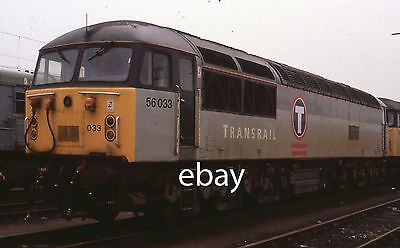 6 x original slides of 56s various liveries and locations plus copyrights.