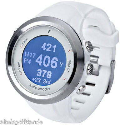 Golf GPS Reloj Golf GPS Watch Voice Caddie T2