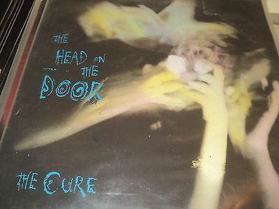 the cure the head on the door 33t