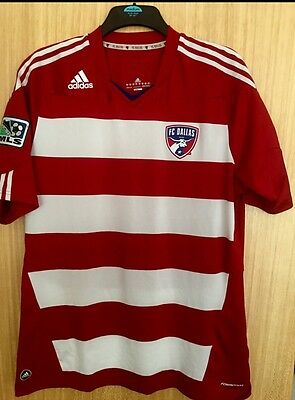 FC Dallas MLS Football Shirt XL