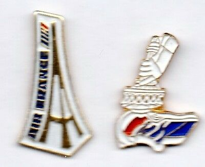 Airlines, AIR FRANCE, 2 pins (P039)