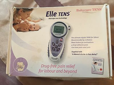 elle tens machine With New Set Of Pads