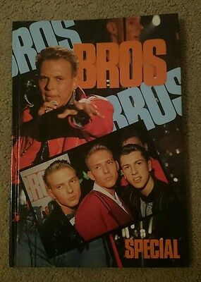 Bros special book from 1989